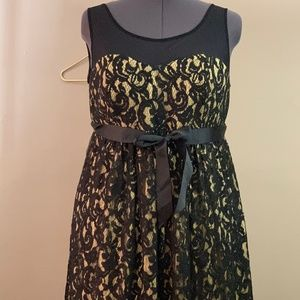 Torrid lace dress sz20